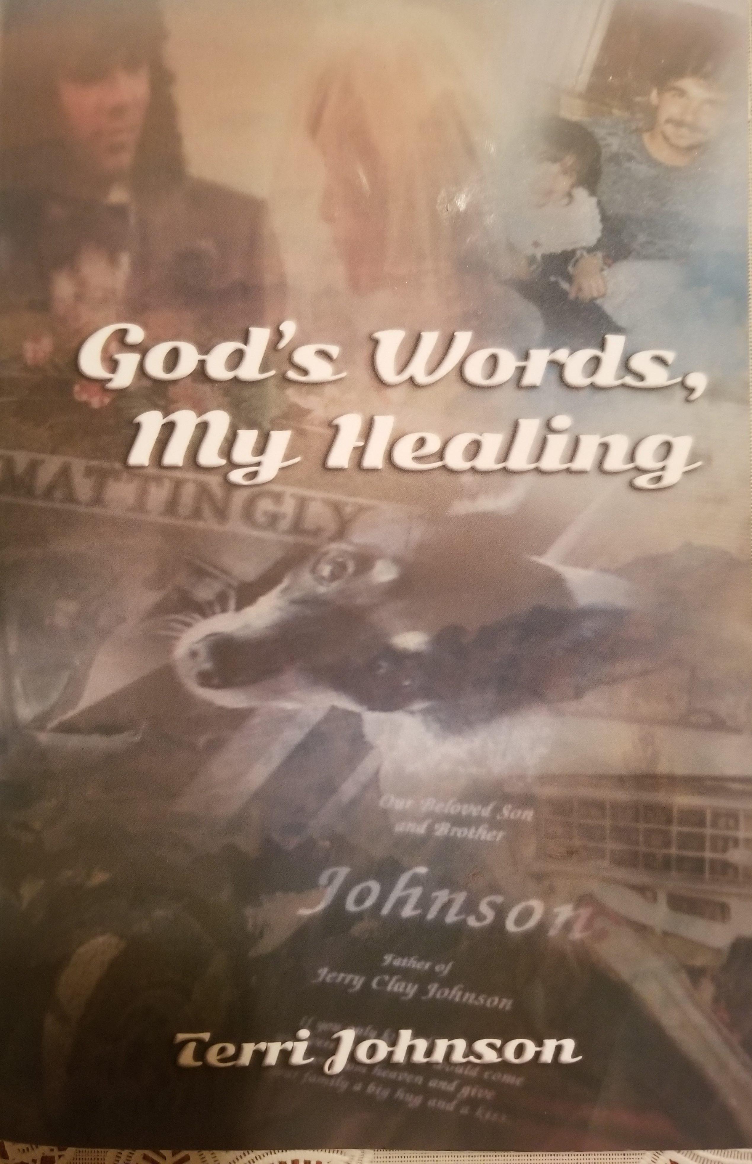 Gods Words my Healing